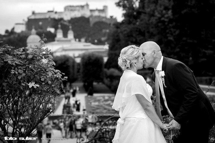 Hochzeits Salzburg Mirabell