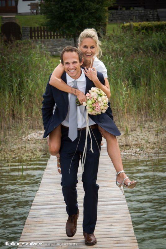 Hochzeit  Weiyringer Wallersee