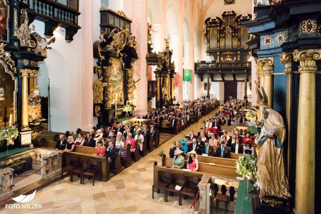 12 Hochzeit Basilika Mondsee
