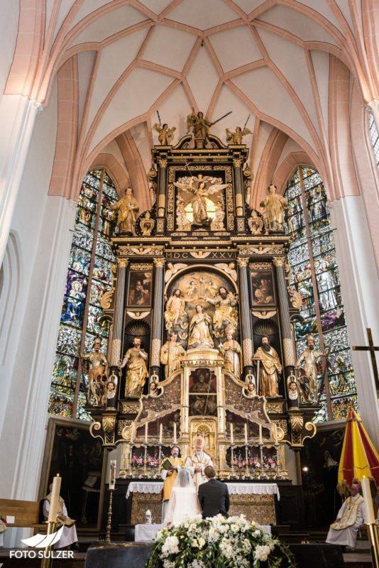 13 Hochzeit Basilika Mondsee
