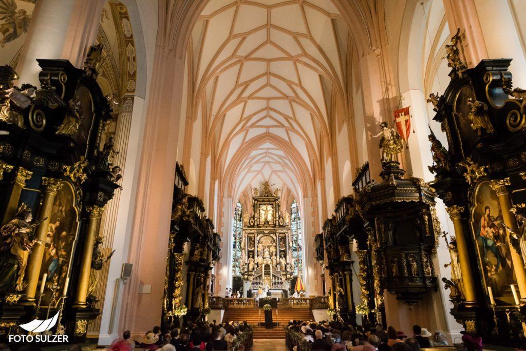 15 Hochzeit Basilika Mondsee