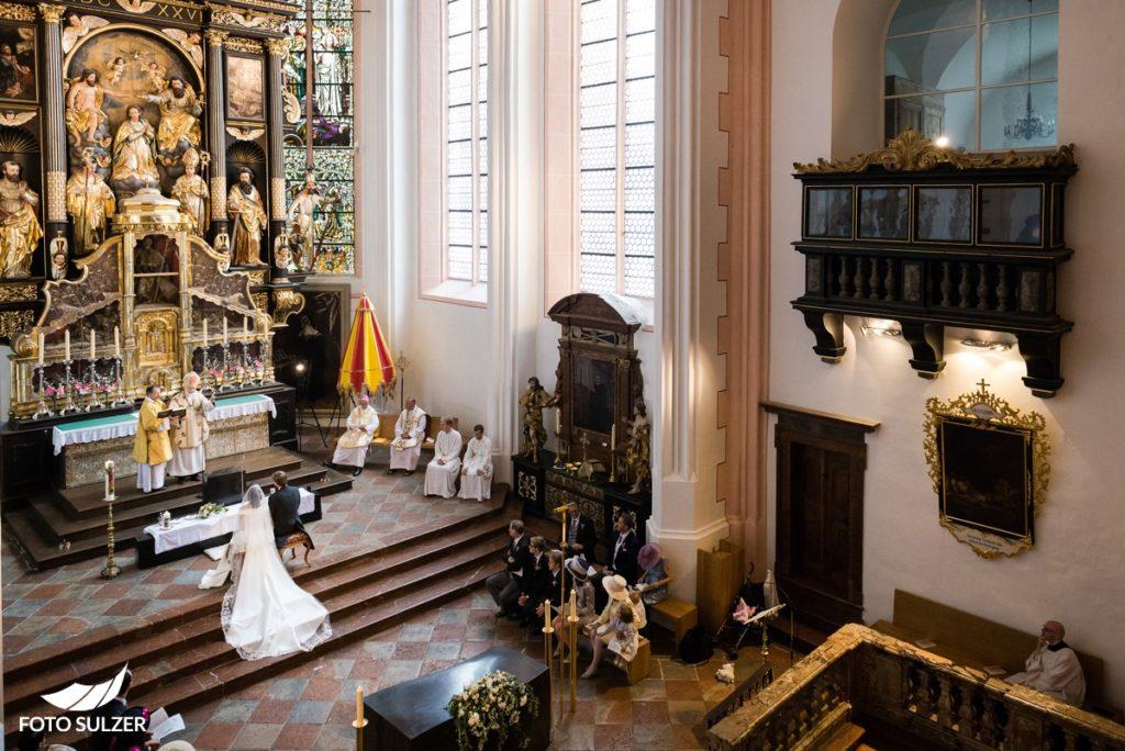 16 Hochzeit Basilika Mondsee