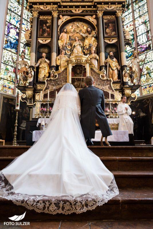28 Hochzeit Basilika Mondsee